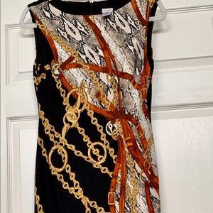 CACHE Dress size M  Midi Rayon/Spandex  $50
